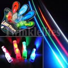 LED Finger Lights Lamps Party Laser Finger Light Up Kids ...