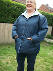 Ladies Lightweight Padded Jacket BNWT Size 16 18 20 22 24 26 Signed P&P Included