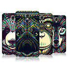 HEAD CASE AZTEC ANIMAL FACES 3 COVER FOR SAMSUNG GALAXY NOTE 3 NEO N7505