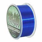 Clear Green Red Yellow Blue Nylon Fishing Line 300M 4 6-35LB Monofilament Line