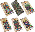 Marvel Comics iPhone 5 / 5s Case Spiderman / Iron Man / Wolverine - New Official
