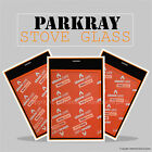 Parkray Stove Glass - Heat Resistant Stove Glass - All Model In Stock