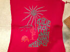 AUTHENTIC TRUE RELIGION T Shirt Tank Top GRAPHIC Fuschia Pink NEW