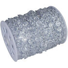99 FT Garland Diamond Strand Acrylic Crystal Bead Wedding Decoration