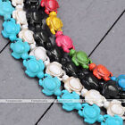 Synthetic Howlite Turquoise Tortoise Turtle Stone Charms Loose Beads Findings