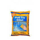 Everbuild SikaCeram Powdered Cement Based Wall Tile Grout Internal & External