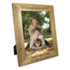 PERSONALISED10X8 WOODEN PORTRAIT PHOTO FRAME CHOOSE FROM 5 DESIGNS GIFT FREE P&P