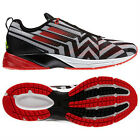 Mens Adidas Impact Runner Running Shoes White Red Electricity  G67363
