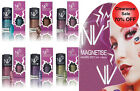 NV Nail Varnish Polish Magnetise Effect 6 Different Colours Ideal Gift