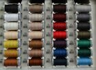 Gutermann Extra Thread Heavy Upholstery Jeans Canvas Leather 100m Spool Select