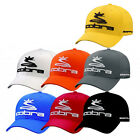 NEW Cobra Pro Tour FlexFit Amp Baffler Golf Hat - Multiple Cap Sizes & Colors