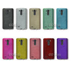 Gel Brushed Silicone Case Cover Skin for for LG G3 S / G3 mini / G3 Beat, D722