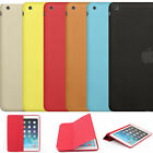 Apple Leather iPad Air Smart Case f/ iPad Air 1st Generation - 6 Colors