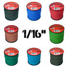 Atwood Utility Rope 1 / 16? Mini Paracord w / Multiple Color Choices - 300FT