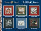 Mill Hill - Button & Bead Kits - Winter 2014 - Multiple Patterns to Choose From