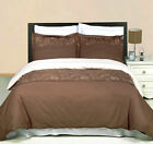 Geneva Embroidered 8-PC Bed in a Bag 100% Egyptian Cotton