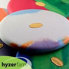 VIBRAM Firm RIDGE  *choose your weight & pattern* disc golf putter  Hyzer Farm