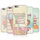 HEAD CASE MY KIND OF SUMMER GEL REAR CASE COVER FOR APPLE iPHONE 6 4.7
