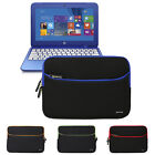Laptop Portfolio Sleeve Case Cover Pouch Bag For HP Stream 11 11.6-inch Notebook