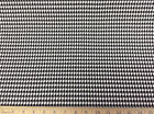 (Swatch Sample) Premier Prints Houndstooth Black and White 01PR