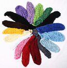 THIN Hair Snood / Hair Net Woven Polyester Renaissance SCA LARP MORE NEW COLORS