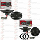 "NEW PIONEER 6x9 4-WAY CAR AUDIO COAXIAL SPEAKERS PLUS 6.5"" 3-WAY CAR SPEAKERS"