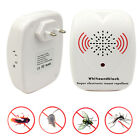 ultrasonic mouse trap - Ultrasonic Mosquito Insect Mouse Pest Fly Cockroach Electro Repeller Trap Zapper