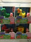 New Peppa Pig Theme Park Ride Dinosaur Horse Tea Cup Duck Age 3+