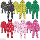 Official Licensed Onesie All in One Pyjamas Boys Girls Minions Peppa Pig Gift