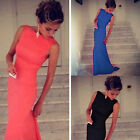 Christmas Evening Party Long Gown Prom Cocktail Ball Gown Wedding Formal Dresses
