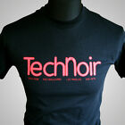 TECHNOIR T SHIRT THE TERMINATOR 1984 ARNOLD T2 CLUB SCI FI RETRO CONNOR REESE