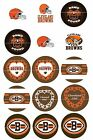 Cleveland Browns - One-Inch Bottle Cap Images