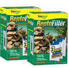 ReptoFilter Filter Cartridge Repto Medium/90gph Large/125gph 3Pk 6Pk Tetrafauna