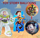 TOY STORY HELIUM BALLOON BUZZ LIGHTYEAR WOODY PARTY KIDS FUN BIRTHDAY FAMILY