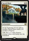 2x Mesa Inviolabile - Sacred Mesa MTG MAGIC C14 Commander 2014 Eng/Ita