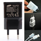 2A EU/US Wall Charger Adapter Data Cable for Samsung Galaxy S4 S3 note Nexus 5