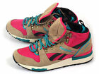 Reebok GL 6000 Mid Canvas/Pink/Teal/Paper White Fashion Classic Casual M41525