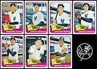 2014 TOPPS HERITAGE HIGH NUMBER TEAM SET U PICK COMPLETE YOUR SET