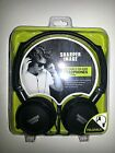 Sharper Image Foldable On-Ear Heaphones with Microphone SHP39 - NEW!!