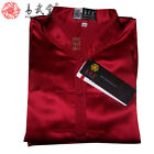 Quality silk tai chi clothing leotard mulberry silk 30mm weight male Women sets