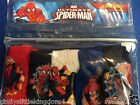New Marvel Ultimate Spiderman 5 pack of boys briefs underpants underwear