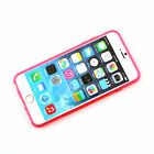 S Line Pattern TPU Gel Protective Case for Apple iPhone 6 Plus