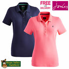 Joules Dunsden Ladies Slim Fit Polo Shirt (S) **BNWT** **FREE UK SHIPPING**