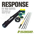 NEW - Sage Response 586-4 Fly Rod Outfit - FREE SHIPPING!