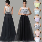 Special Offer~Long Wedding Evening Formal Party Ball Gown Prom Bridesmaid Dress