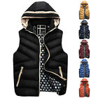 Fashion Men's Winter Padded Coat Down Jacket Slim Warm Casual Outerwear Parka