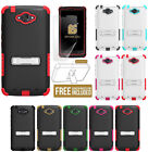 NEW TRI-SHIELD RUGGED SKIN CASE STAND FOR MOTOROLA DROID TURBO BALLISTIC NYLON