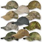 HELIKON ARMY MILITARY OPERATORS TACTICAL BASEBALL FIELD CAP ADJUSTABLE HAT CAMO