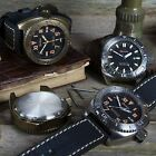 New Geckota K3 Mechanical Automatic Miyota 8215 Chunky Diver's Watch