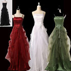 Victorian ball gown 60's Masquerade Party Long Evening Wedding Prom Club Dresses